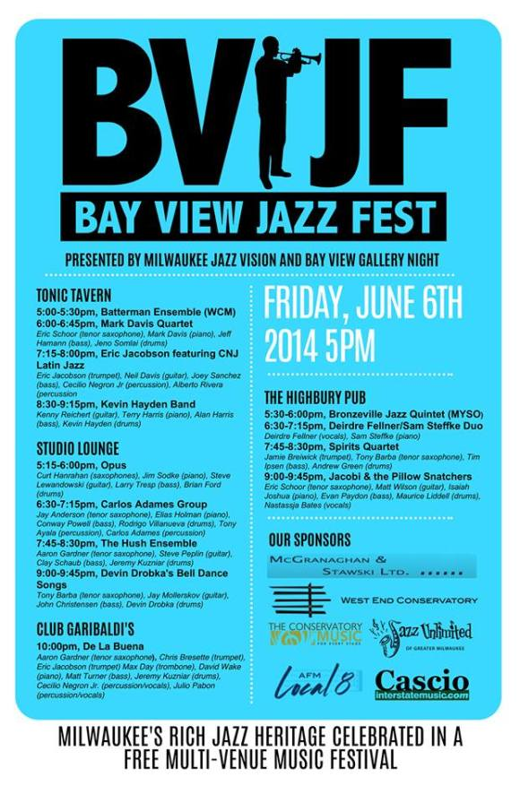 BAY VIEW JAZZ FEST